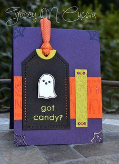 Reverse Confetti | Spooky Cuties, Spooky Sentiments