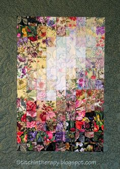 Stitchin' Therapy: Festival of Scrappiness