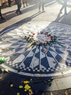 Imagine- John Lennon- Central Park