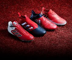 the latest 78ccc fe480 adidas Red Limit Pack, ACE 17+ PURECONTROL, Tango
