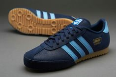Crackin' colourway on these Bambas - there was a lot of snobbery back in the day against Bamba and Mamba but I loved them as much as my Sambas