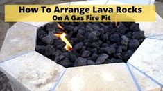 Most people love to keep themselves warm using propane fire pits, but some complaint about the uneven heat. The problem is not on your fire pit. You didn't know how to arrange lava rocks on a gas fire pit. Let's dive into it in detail. The lava rock is the essential part of the propane fire pit. Do you want to say goodbye to the firewood ashes and other problems? A propane fire pit with lava rock is the best alternative to traditional firewood. Fire Pit Lava Rocks, Glass Fire Pit, Fire Pits, Rock Style, Portable Propane Fire Pit, Natural Gas Fire Pit, Modern Fire Pit, Fire Pit Designs, Gas Fires