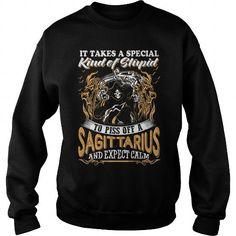 Cool Sagittarius Calm T shirts