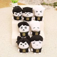 BTS Plush Puppets - ARMY Gifts