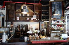 Sweetleaf, Center Blvd  Coffee, Espresso and Cocktail Bar