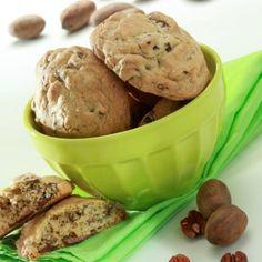 Η πιο εύκολη συνταγή για σπιτικά και τραγανά σοκολατένια Cookies από τον Γιάννη Λουκάκο. Τα πιο αμαρτωλά μπισκοτάκια για όλη την οικογένεια. Sweets Recipes, Desserts, Yummy Recipes, Greek Recipes, Cookies, Biscuits, Stuffed Mushrooms, Muffin, Potatoes