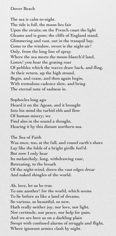 the stolen child by william butler yeats printable poem pdf  dover beach matthew arnold one of my favorite poems of all time