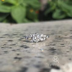 Accent diamonds are a wonderful way to upgrade your typical engagement ring and add tons of style to your diamond. . . . . . #dianarafael #lightperformance #daintyjewelry #daintyrings #anniversarygift #anniversaryring #jewelrygift #jewelrygifts #daintyjewelry #ringselfie #ringenvy #ringoftheday #diamondring #engagementring #diamondengagementring #engagementringgoals #customengagementring #custommadejewelry #privatejeweler