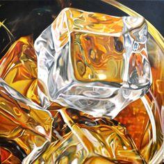 "Saatchi Online Artist: Alexandra Pennycook; Acrylic, 2013, Painting ""On the Rocks"""