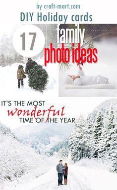 Get some ideas for your family Holiday Card! Check out our collection of funniest, most creative photoshots that will be perfect for a family photo Holiday Card this year. We have also collected some of the most inspirational Christmas messages, funny Christmas card sayings, and holiday greetings messages to make the process of creating a family photo card effortless for you. #creativeholidaycards #cuteChristmascards