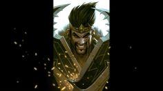 Download Draven Wallpaper Background League of Legends 1920x1080