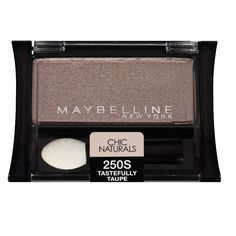 Maybelline New York Expert Wear Eyeshadow Singles Chic Naturals 250s Tastefully Taupe