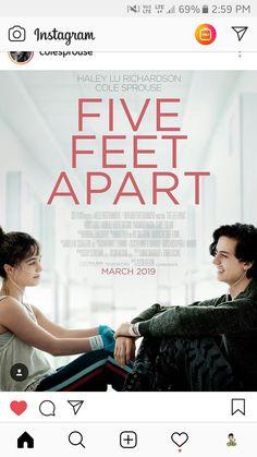 Five Feet Apart Ist Ein Film Fur Riverdale Fans