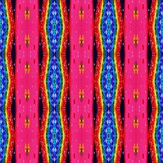 The Bubblegum Highway fabric by loriwierdesigns on Spoonflower - custom fabric
