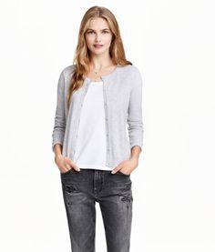 Cotton Cardigan | Product Detail | H&M