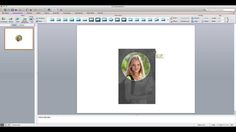 How to Crop Images to Fit Shapes in PowerPoint for Mac