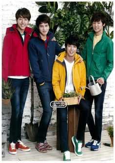 CN BLUE...green is my colour