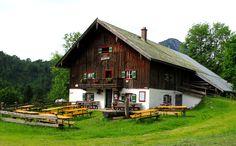 Höllenbachalm Schneizlreuth