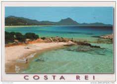 Italien - Sardinien - Costa Rei - 2003 - Italia