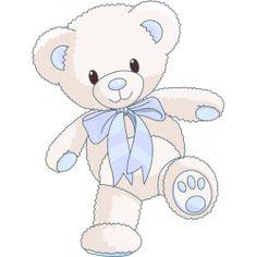 Sticker Ourson joyeux bleu Kids Cartoon Characters, Cartoon Kids, Pencil Art Drawings, Easy Drawings, Teddy Bear Images, Bear Clipart, Teddy Bear Baby Shower, Baby Clip Art, Alphabet And Numbers