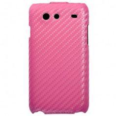 Mobilskalet Carbon Samsung Galaxy S Advance-Skal (Rosa)