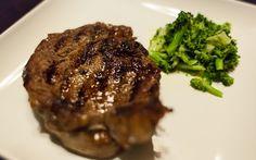 Ribeye Steak and Steamed Broccoli - Paleo Porn: Steamy Paleo Recipes