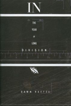The Book Cover Archive: In The Year Of The Long Division, design by Barbara deWilde