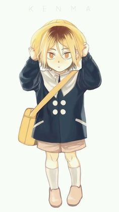 Baby Kenma is my life❤❤