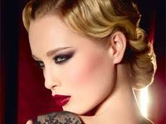 gatsby hair and makeup - Google Search