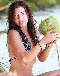Parvati, la increible belleza sureña de Survivor Cook Islands. Además, una zorra como pocas.