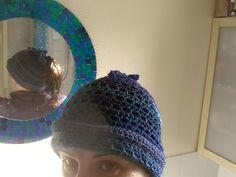 Ravelry: CymraesCrochet's Friday afternoon hat: Sirdar Escape (yarn) - Morphy hat (pattern)