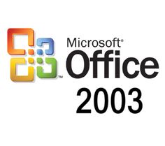 MICROSOFT OFFICE 2003 + PreActivated inc key [72 MB] ~ Cybi Crack