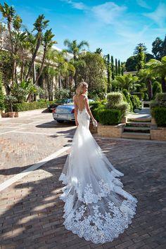 Wedding Dress AlessandraRinaudo BELLAGIO ARAB17606 2017