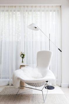 Living Room in Paris, FR by Bismut & Bismut