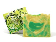 Large Gardenia Soap Handmade Soap Vegan Soap by SimpleHomeAccents