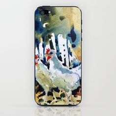 Judy & Trudy iPhone & iPod Skin by Denise Comeau - $15.00 Ipod, Iphone Cases, Ipods, I Phone Cases