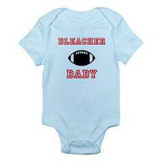 Bleacher Baby - Football