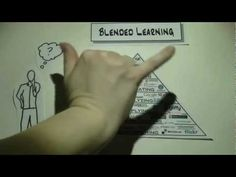 blended learning intro with video