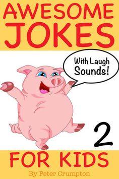 Awesome Jokes For Kids - Peter Crumpton | Humor |1003753245: Awesome Jokes For Kids - Peter Crumpton | Humor |1003753245 #Humor