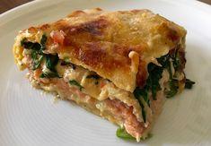 ❤️ Lust auf Lecker : Lachs-Lasagne