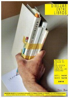 Nueva edición del Taller de Dibujo con Ginés Martínez, los sábados 14 y 21 de abril; y el 12 y 19 de mayo a las 12 h.