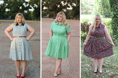 Good afternoon, friends! As you know by now, the Curvy Sewing Collective editors are big fans of tried-and-true patterns. Once we perfect the fit of a garment, we sew it up again and again, supplement