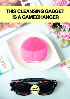 This cleansing gadget changed the way I see beauty tools.