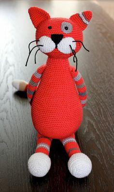 Crochet Bear, Love Crochet, Crochet Animals, Crochet Flowers, Baby Knitting Patterns, Loom Knitting, Crochet Patterns, Crochet Crafts, Crochet Toys