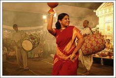 Tumbler dance of Kolkata