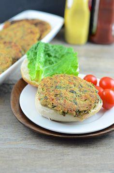 Fabulous Recipe! Vegan Veggie Burgers 1