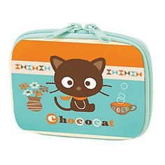 Chococat soft zippered camera case. Honestly I prefer hard cases but the cuteness level makes up for it.