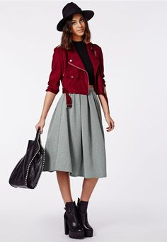 Image result for pleated midi skirt