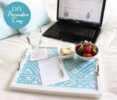 DIY: Decorative Tray