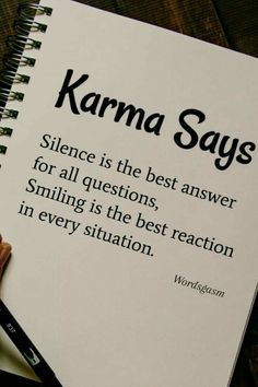 Positive Attitude Quotes, Good Thoughts Quotes, Good Life Quotes, Mood Quotes, Good Thoughts In English, Morning Quotes, Karma Quotes Truths, Reality Quotes, Wise Quotes